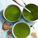 Seriously green soup
