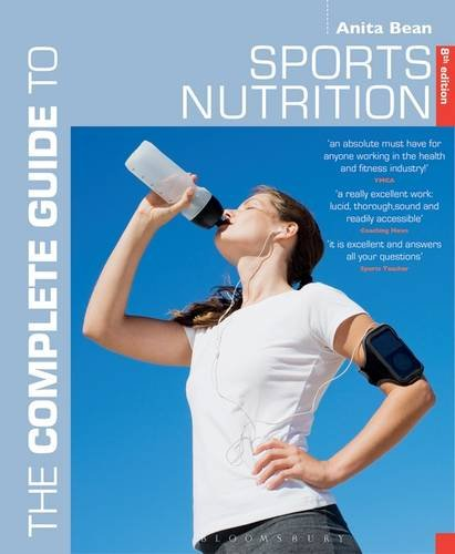 anita bean sports nutrition book