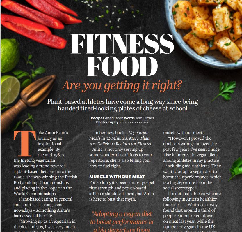 Fitness Food, Leaisure Kicks 2020