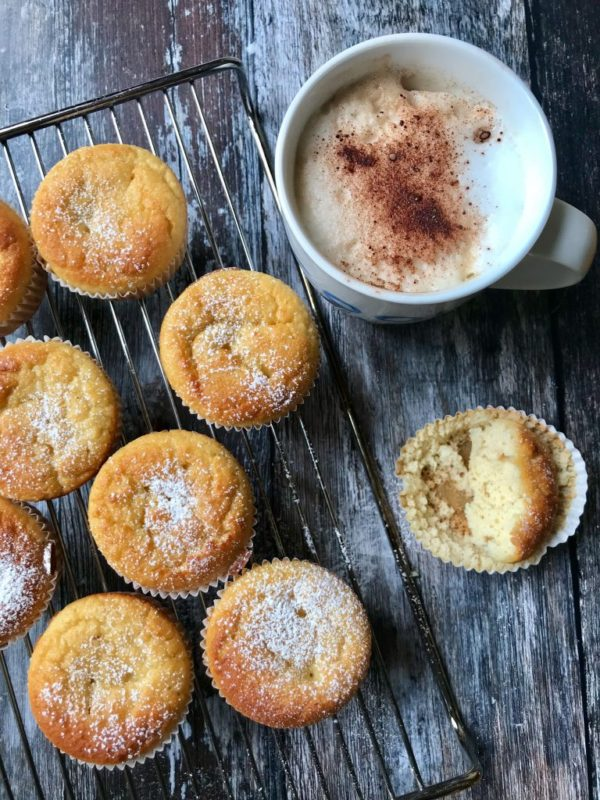 Almond and Coconut Muffins