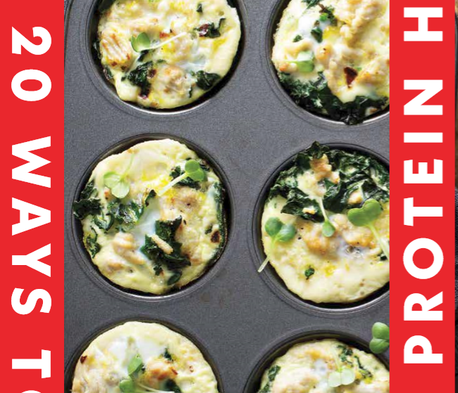 2o ways to get 20g protein, Cycling Weekly, 5 March 2020
